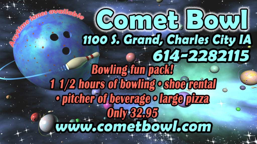 Comet Bowl-Basic (Static)